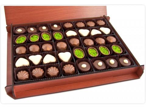 Hediye Sepeti Çikolata